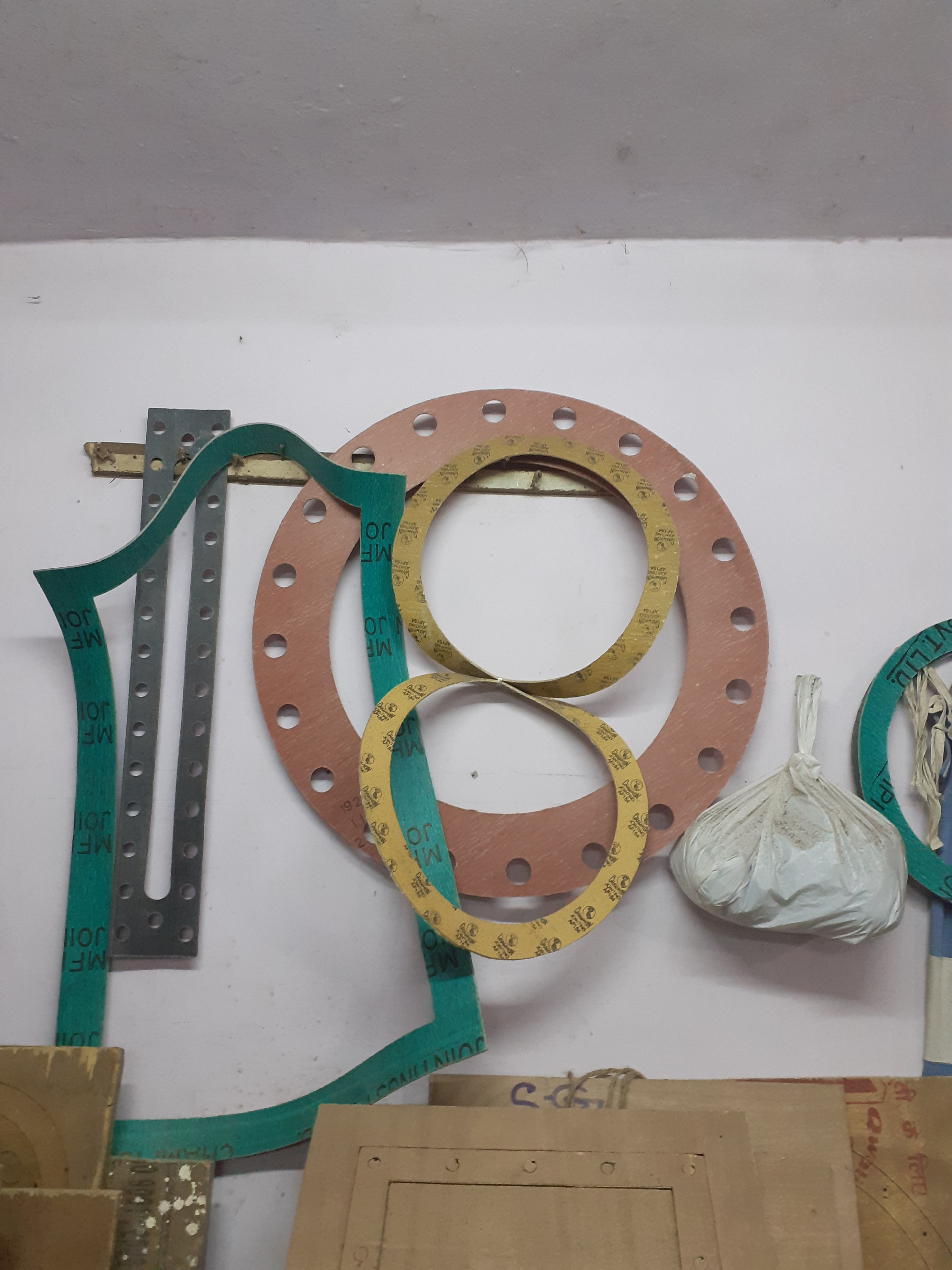 EIL approved Gasket Suppliers North India