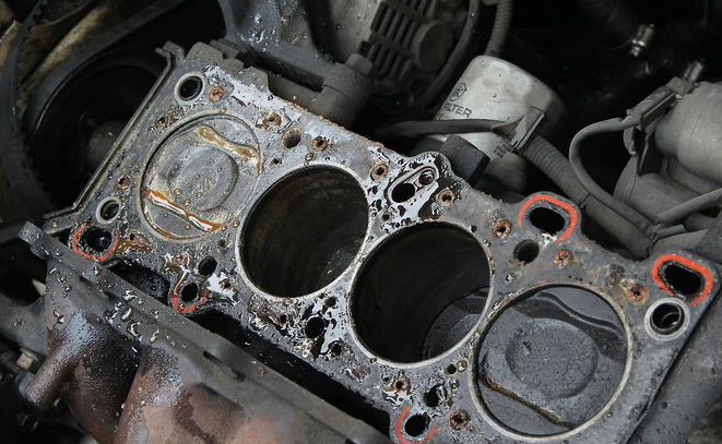 Repair or Replacement of a Blown Head Gasket. What's Worth?